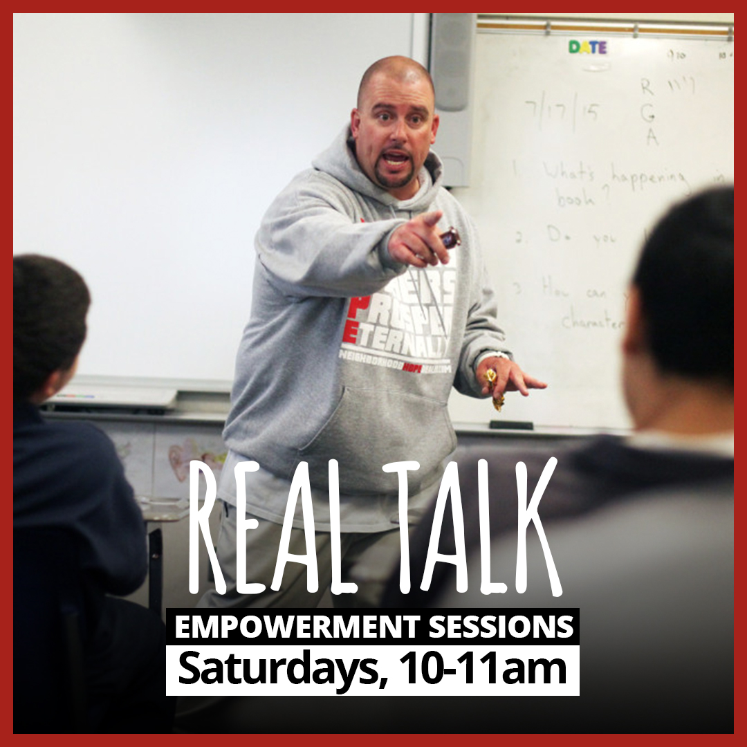 Real Talk Empowerment Sessions